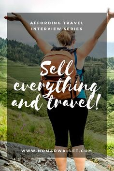 Affording Travel Interview With Lina & David: Sell Everything and Travel!