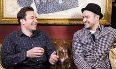 Every time they made each other (and the world) laugh. | 19 Times Justin Timberlake And Jimmy Fallon Literally Saved The World