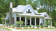 House of the Year. . . Great layout! love the dividing porches. No garage . . . A dream home
