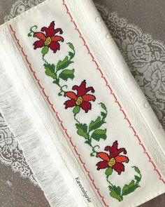 Kanav Cross Stitch Borders, Cross Stitch Charts, Cross Stitch Embroidery, Cross Stitch Patterns, Dotted Drawings, Bath Linens, Blackwork, Hand Stitching, Needlepoint