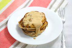 Vegan Coconut Flour Pancakes (Gluten Free/Grain Free/Low Carb/Low Calorie)