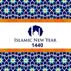 Islamic New Year 2020 - Muharram/Islamic New Hijri Year Calendar 1442 Hijri New Year, Hijri Year, Happy New, Are You Happy, Hijri Calendar, Happy Islamic New Year, Islamic Events, Happy Muharram, Muslim Holidays