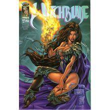 Witchblade 1/2 One-Shot. Image Feb 1996. Overstreet Fan Special Ed. Turner. VFN