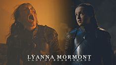 All Hail the Bear Queen! Lady Lyanna Mormont, Mormont Game Of Thrones, Bear Island, Game Of Thrones Funny, Father Time, The Worst Witch, Something Big, Cersei, Arya Stark