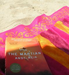 One of the best beach reads ever! #TheMartian
