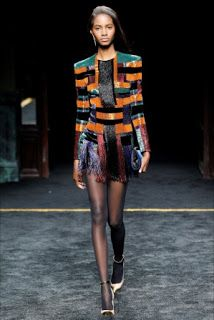 OUTFIT SPARKLING: TREND AUTUNNO INVERNO 2015 2016 BY BALMAIN