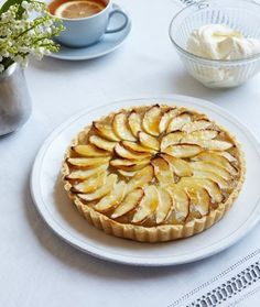 Delicious dessert recipe ideas: Margaret Fulton's French apple tart  From Margaret Fulton's Baking Classics by Margaret Fulton (Hardie Grant Books, $39.95)