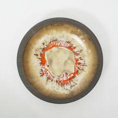 talerz naścienny / Lovemose  / Dania / lata 60. | decorative plate / Lovemose / Denmark / 60s  | buy on Patyna.pl | #forsale #vintage #vintagefinds #vintageshop #vintagelove #retro #old #design #home #midcenturymodern #want #amazing #home #inspiration #kitchen #decoration #furniture #faience #plate #brown #craft #Lovemose #Denmark #Danish #Scandinavian #60s #1960s #tala