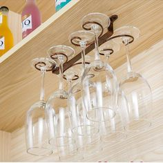 Type: Wine glass holders Classification: Non-folding Rack Feature: Stocked,Eco-Friendly Use: wine glass Product Category: wine glass rack function: bar accessories product: storage rack L 12 glasses,