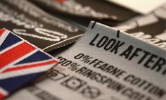 Custom Woven Labels - how are they made and how do you set-up your artwork?