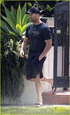 Jason Statham in LA, April 21st , 2016