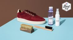 The cleaners, brushes, and bag that'll save your favorite kicks again and again.