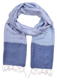 99.99$  Buy here - http://viada.justgood.pw/vig/item.php?t=wzlvpv51788 - Craze Modal Silk Solid Colour Double Shade Womens Scarf Wrap Tassels 7MK