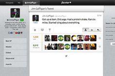 "O""n Twitter, More 'Favoriting'"""