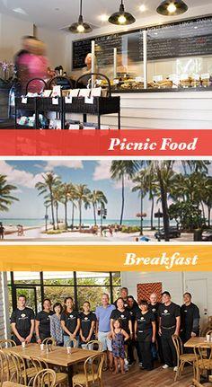 http://tuckerandbevvy.com/  have gluten free breakfasts on oahu