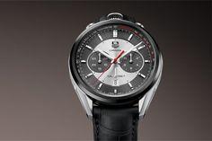 Jack Heuer Edition TAG Heuer Carrera Calibre 1887 Chronograph Concept