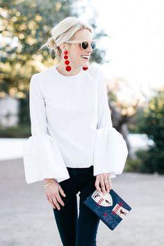 Blusas para señoras de 40