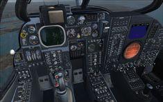 A-6 Intruder Cockpit