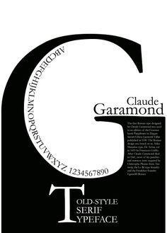 garamond poster with three level visual interest Poster Fonts, Type Posters, Typographic Poster, Poster Layout, Creative Typography, Typography Fonts, Graphic Design Typography, Graphic Design Projects, Graphic Design Inspiration