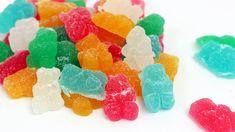 Homemade Gummy Bears Recipe | 手作りグミベアのレシピ