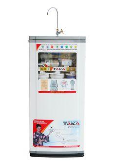 Máy lọc nước Taka R.O-VS - Máy lọc nước tốt nhất trên thị trường.