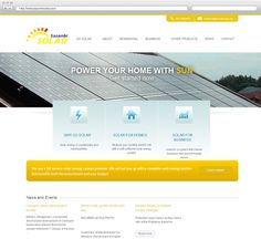 SasonbiSolar A full service solar energy system provider Solar Energy, Get Started, Website, Design, Solar Power