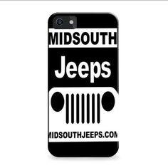 Midsouth Jeeps iPhone 6 | 6S 3D Case