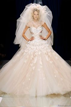 2011 Zuhair Murad Couture Fall-Winter Picture 8