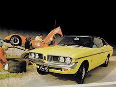 Toyota Corona Mark II - 1973