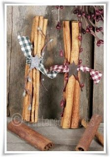 Cinnamon Stick Bowl Fillers | Tattered Sisters Primitives