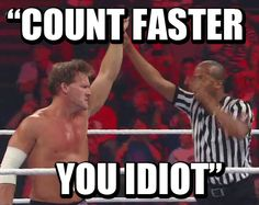 Easy, Chris, this is more complicated than a Diva's match    #wrestling  #wwe  #raw  #chris #jericho #justin #king