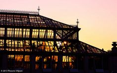 Temperate House Blondie Concert, Chongqing, Kew Gardens, Louvre, London, Building, Buildings, London England, Construction