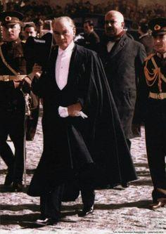 most chic man ever, Mustafa Kemal Atatürk