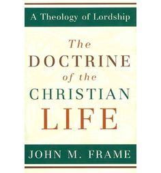 The third volume of Frame's Theology of Lordship series, this book focuses on biblical ethics, presenting a method for ethical decision-making, an analysis of biblical ethical teaching focusing on the Ten Commandments, and a discussion of the relation of Christ to human culture.