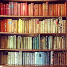 Arco iris librero