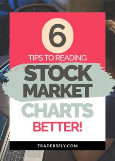 Check these 6 tips on how to read stock market charts better! Start earning more from your trades! Stock Market Chart, Stock Market Basics, Stock Charts, Stock Trader, Dividend Stocks, Knowledge And Wisdom, Risk Management, Educational Videos, Trading Strategies