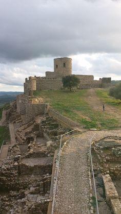 Castillo de Jimena de la Frontera. Cádiz
