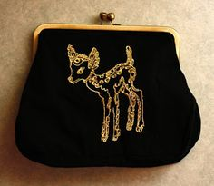 my lovely Bambi purse/Ivanahelsinki, Finland