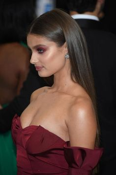 Taylor Hill au MET Ball 2017