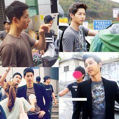 Song Joong Ki - Sun Descendants