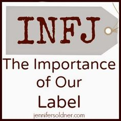 Some may find their Myers-Briggs Personality Type confining and prefer to scoff at the peculiar system of measurement and classification of any human being. But not the INFJ.The INFJ label is not a confining prison. It is the key which sets the soul free.