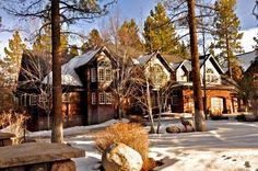 House vacation rental in Big Bear Lake Fox Farm