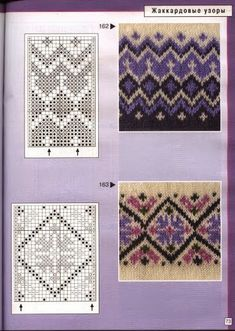 Image detail for -. Motifs, Blocks & Ideas, fair isle pillow cover, from Laughing Hens Fair Isle Knitting Patterns, Intarsia Patterns, Knitting Charts, Lace Patterns, Knitting Stitches, Stitch Patterns, Punto Fair Isle, Motif Fair Isle, Fair Isle Chart