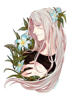 7 Best Anime Long Hair Images Anime Art Anime Girls Manga Girl