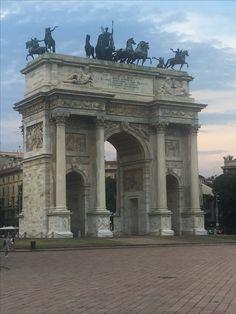 Arco della Pace - 20 luglio 2017