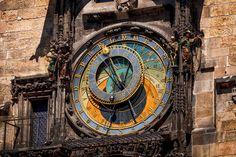 Our Vantage River Boat Trip Prague, Astronomical Clock Bill Vanoss Photo