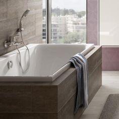 Ideal Standard Connect Duo: Erschaffen Sie Sich Mit Der Einbau Badewanne  Ihr Traumbad.