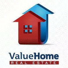 Value Home Real Estate logo