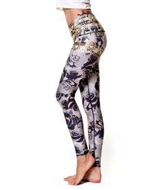 Beautiful Teeki yoga pants