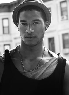 Blasian Men | AMBW & Blasian Database - Clifford Mamotte